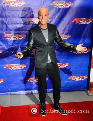 Howie Mandel - Photo Opportunity - New York, New York, United States - Thursday 20th February 2014
