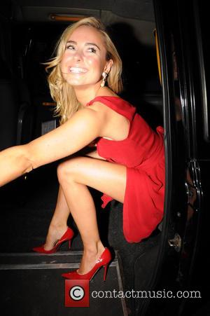 Kimberley Garner - Cocktails With Monroe - One Night Private Viewing at the Langham Hotel - London, United Kingdom -...