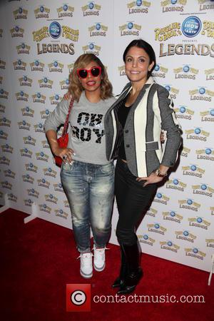Ashanti and Bethany Frankel - Ringling Bros. and Barnum & Bailey presents Legends VIP night at Barclays Center - New...