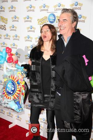 Jill Hennessy and Chris Noth - Ringling Bros. and Barnum & Bailey presents Legends VIP night at Barclays Center -...
