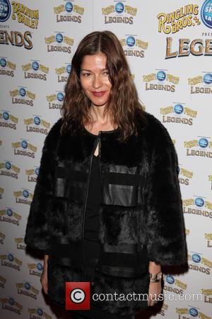 Jill Hennessy - Ringling Bros. and Barnum & Bailey presents Legends VIP night at Barclays Center - New York City,...
