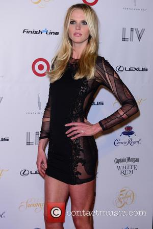Anne Vyalitsyna - Sports Illustrated models attends Club SI Swimsuit at LIV Nightclub hosted by Sports Illustrated at - Miami...
