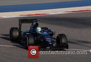 Felipe Massa - Bahrain Formula 1 - Testing Day - Manama, Bahrain - Friday 21st February 2014