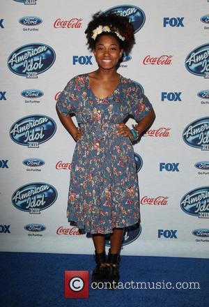 American Idol and Malaya Watson