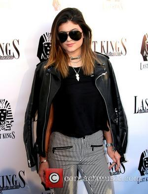 Kylie Jenner - Celebrities attend the Grand Opening of the Last Kings Flagship Store on Melrose Avenue - Los Angeles,...