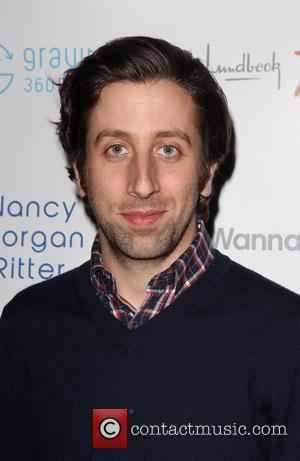 Simon Helberg - Huntington's Disease Society Of America 2014 Freeze HD Benefit - Los Angeles, California, United States - Saturday...