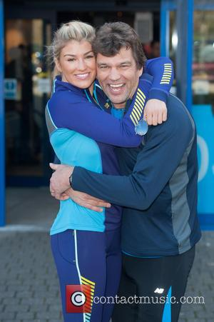 Amy Willerton and Bruce Willerton
