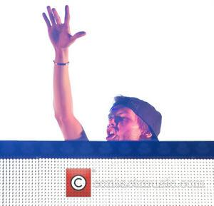 Avicii and Tim Bergling - Swedish DJ Avicii performs to a sold-out crowd at Ziggo Dome - Amsterdam, Netherlands -...
