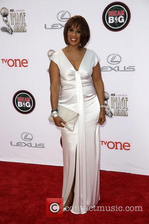 Gayle King - 45th NAACP Image Awards at Pasadena Civic Auditorium - Arrivals - Los Angeles, California, United States -...
