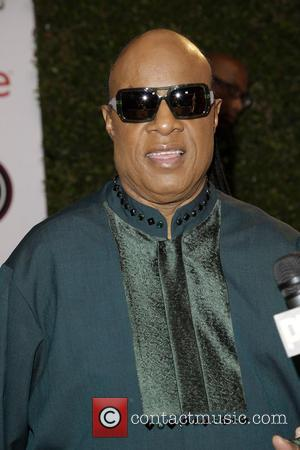 Stevie Wonder - 45th NAACP Image Awards at Pasadena Civic Auditorium - Arrivals - Los Angeles, California, United States -...