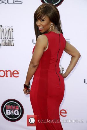 Elise Neal - Celebrities attend 45th NAACP Image Awards at Pasadena Civic Auditorium. - Los Angeles, California, United States -...