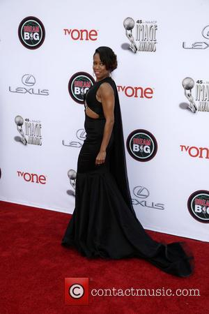 Regina King - Celebrities attend 45th NAACP Image Awards at Pasadena Civic Auditorium. - Los Angeles, California, United States -...