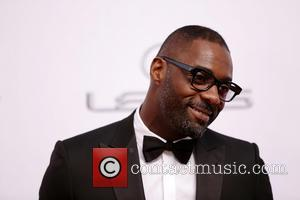 Idris Elba - Celebrities attend 45th NAACP Image Awards at Pasadena Civic Auditorium. - Los Angeles, California, United States -...