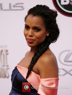 Kerry Washington - 45th NAACP Image Awards