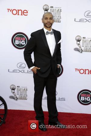 Aaron D. Spears - 45th NAACP Image Awards at Pasadena Civic Auditorium - Arrivals - Los Angeles, California, United States...