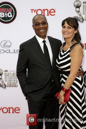 Joe Morton - 45th NAACP Image Awards at Pasadena Civic Auditorium - Arrivals - Los Angeles, California, United States -...