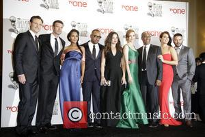 Kerry Washington and Cast Of Sacandal