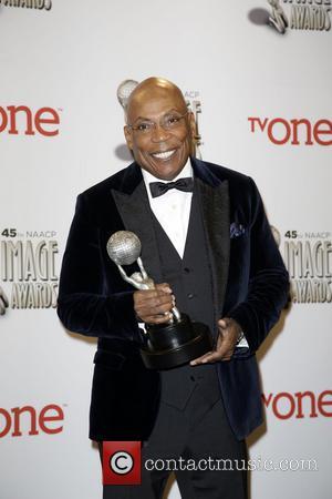 Paris Barclay - 45th NAACP Image Awards at Pasadena Civic Auditorium - Press Room - Los Angeles, California, United States...