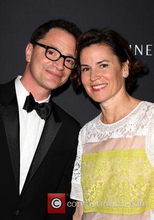 Joshua Malina and Melissa Merwin - The 16th Costume Designers Guild Awards - Arrivals - Beverly Hills, California, United States...