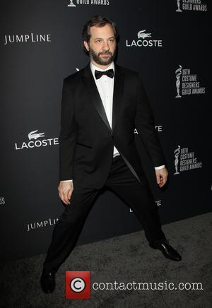 Judd Apatow - The 16th Costume Designers Guild Awards - Arrivals - Beverly Hills, California, United States - Saturday 22nd...