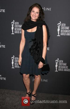 Debra Winger - 16th Annual Costume Designer Guild Awards - Arrivals - Los Angeles, California, United States - Saturday 22nd...