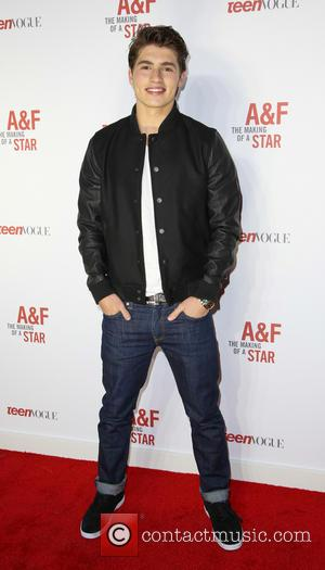 Gregg Sulkin - Abercrombie & Fitch 'The Making of a Star' Spring Campaign Party held at Siren Studios in Los...
