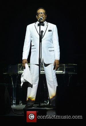 Charlie Wilson - Charlie Wilson performs live at the James L. Knight Center - Miami, Florida, United States - Sunday...