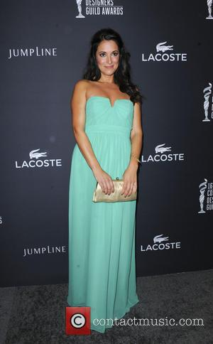 Angelique Cabral - The 16th Annual Costume Designers Guild Awards - Los Angeles, California, United States - Sunday 23rd February...