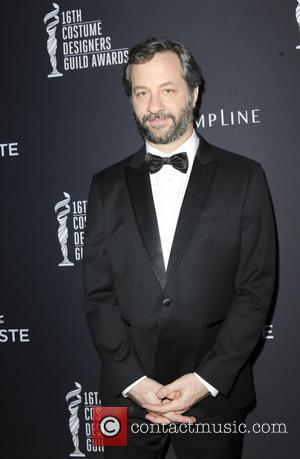 Judd Apatow - The 16th Annual Costume Designers Guild Awards - Los Angeles, California, United States - Sunday 23rd February...