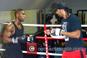 David Haye and Tinie Tempah - David Haye opens his Hayemaker Gym to the public with rapper Tinie Tempah one...