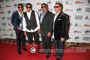 Jermaine Jackson, Jackie Jackson, Tito Jackson and Marlon Jackson