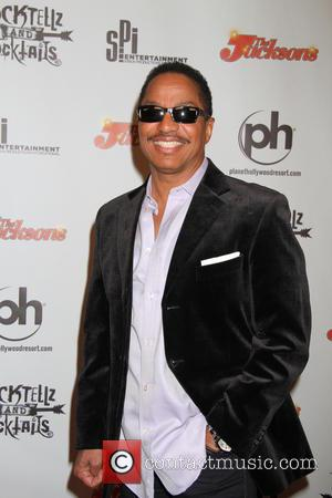 Marlon Jackson - at Planet Hollywood Resort & Casino In Las Vegas, NV On 2/22/14 - Las Vegas, Nevada, United...