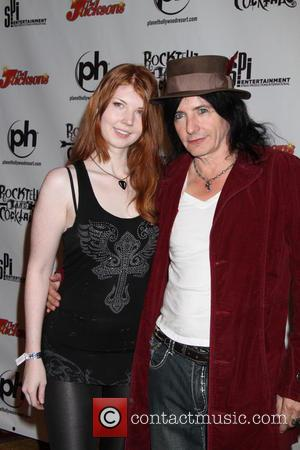 Phil Lewis and Kahla Walkoski - at Planet Hollywood Resort & Casino In Las Vegas, NV On 2/22/14 - Las...
