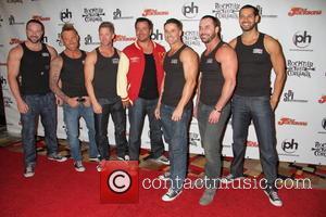 Thunder From Down Under - at Planet Hollywood Resort & Casino In Las Vegas, NV On 2/22/14 - Las Vegas,...