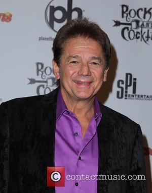Adrian Zmed - Red Carpet for RockTellz and Cocktails Presents The Jacksons at Planet Hollywood Resort and Casino in Las...
