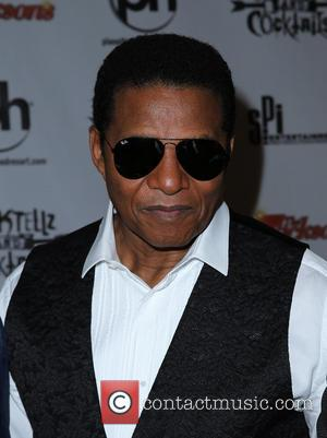 Jackie Jackson - Red Carpet for RockTellz and Cocktails Presents The Jacksons at Planet Hollywood Resort and Casino in Las...