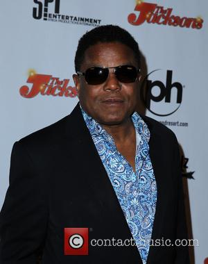 Tito Jackson - Red Carpet for RockTellz and Cocktails Presents The Jacksons at Planet Hollywood Resort and Casino in Las...