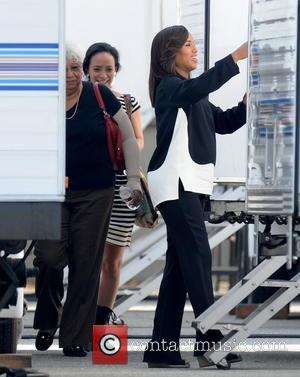 Kerry Washington and Valerie