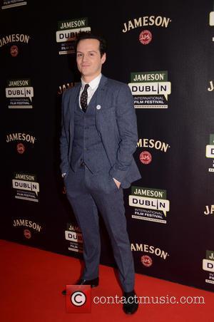 Andrew Scott - The Jameson Dublin International Film - The Stag - Premiere - Arrivals - Dublin, Ireland - Monday...