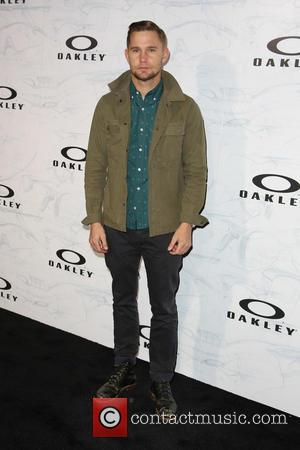 Brian Geraghty - Oakley's Disruptive by Design Global Launch Event at RED Studios - Arrivals - Los Angeles, California, United...