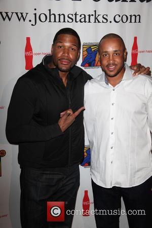 Michael Strahan and John Starks