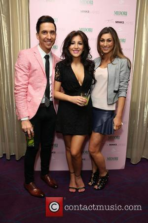 Russell Kane, Lindsey Cole and Luisa Zissman