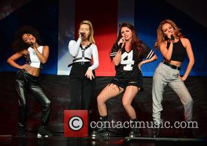 Perrie Edwards, Jade Thirlwall, Jesy Nelson and Leigh-anne Pinnock Of Little Mix