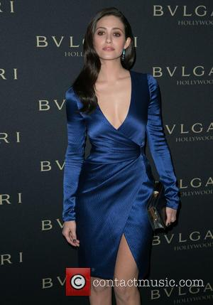 Emmy Rossum - Celebrities attend BVLGARI Presents