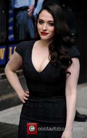 Kat Dennings - Celebrities outside the Ed Sullivan Theater for the 'Late Show with David Letterman' - New York City,...