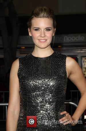 Maggie Grace - Premiere Of Universal Pictures And Studiocanal's