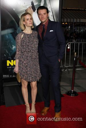 Sarah Paulson and Jason Butler Harner
