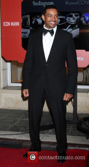 Laz Alonso - 2nd Annual ICON MANN 50 pre-Oscar dinner party held at the Peninsula Hotel - Arrivals - Beverly...