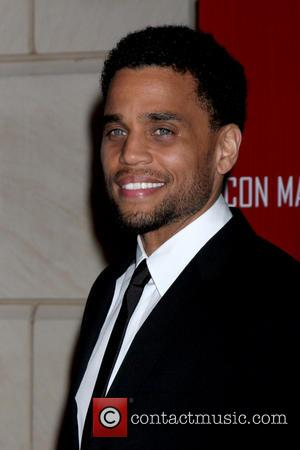 Michael Ealy - 2nd Annual ICON MANN 50 pre-Oscar dinner party held at the Peninsula Hotel - Arrivals - Beverly...