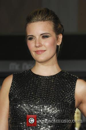 Maggie Grace - Film Premiere Non Stop - Los Angeles, California, United States - Tuesday 25th February 2014
